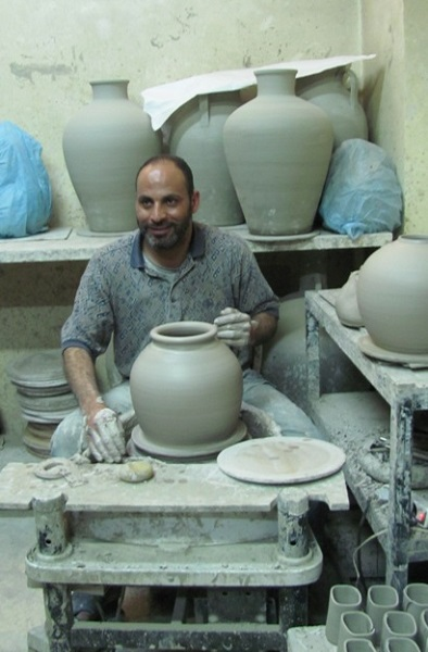 Pottery Making