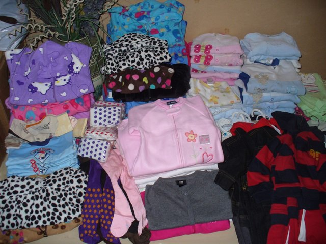 Baby Clothing for Refugees